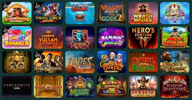 Jeux Montecryptos Casino